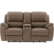 Bassett Godfrey Motion Loveseat
