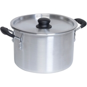 IMUSA Aluminum Stock Pot with Lid