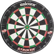 Escalade Sports Unicorn Striker Bristle Dartboard