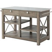 Klaussner 'Here Comes Temptation' Trisha Yearwood Kitchen Island