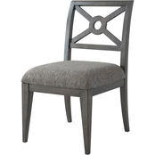 Klaussner 'Standing Out in a Crowd' Trisha Yearwood Side Chair