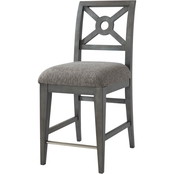 Klaussner 'Bartenders' Blues' Trisha Yearwood Counter Height Chair