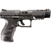 Walther PPQ M2 22 LR 5 in. Barrel 10 Rnd Pistol Black FO Front Sight