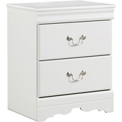 Ashley Anarasia 2 Drawer Nightstand