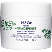 H2O+ Beauty Aquadefense Protective Matcha Facial Moisturizer 1.7 Oz.