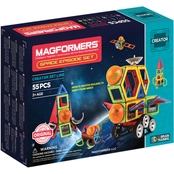 Magformers Space Episode 55 Pc. Set