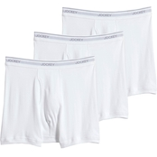 Jockey Staycool+ Boxer Briefs 3 Pk.