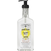 J.R. Watkins Lemon Cream Liquid Hand Soap