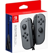 Nintendo Switch Gray Joy-Con Controllers