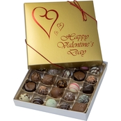Naper Nuts and Sweets Box of Assorted Truffles