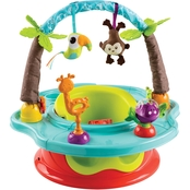 Summer Infant 3-Stage Deluxe Wild Safari SuperSeat