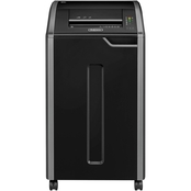 Fellowes Powershred 425Ci 100% Jam Proof Cross-Cut Shredder, TAA Compliant