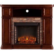 Southern Enterprises Hillcrest Electric Fireplace