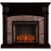 Southern Enterprises Grantham Electric Fireplace