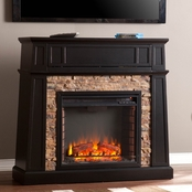 SEI Media Electric Fireplace