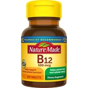 Nature Made Vitamin B-12 100 Ct.
