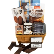 The Gourmet Market French Chocolate Gift Crate