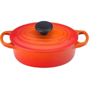 Le Creuset 1 Qt. Signature Oval Dutch Oven