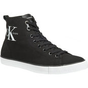 Calvin Klein Arthur Canvas High Top Sneakers