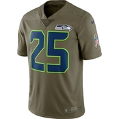Nike NFL  Seattle Seahawks Sherman Jersey