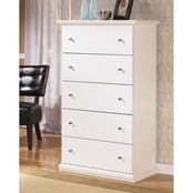 Signature Design by Ashley Bostwick Shoals 5 Drawer Chest