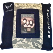 TLJ Marketing & Sales Veteran Digital Photo Pillow