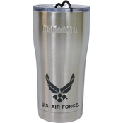 Mammoth 20 oz. Hot and Cold Double Wall Stainless Steel Decorated Tumbler