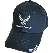 BLYNC U.S. Air Force Retired Twill Cap