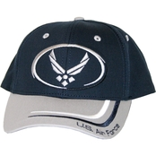 BLYNC Circle Wings Air Force Cap