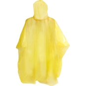 Storm Duds Lightweight Plastic Poncho
