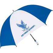 Storm Duds Two Tone ID Handle Golf Umbrella, Air Force Academy