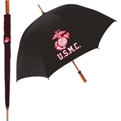 Storm Duds ID Handle Golf Umbrella, US Marine Corps