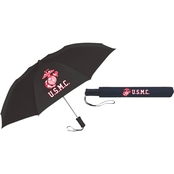 Storm Duds Folding Umbrella, Marines