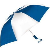 Storm Duds Two Tone Folding Umbrella