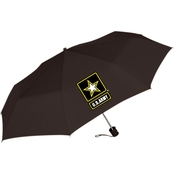 Storm Duds Military Insignia Super Mini Folding Umbrella