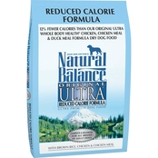 Natural Balance Original Reduced Calorie Formula Dry Dog Food 28 lb.