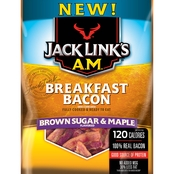 Jack Link's AM Breakfast Bacon Brown Sugar and Maple 2.85 Oz.