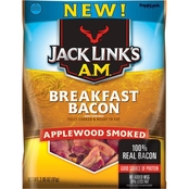 Jack Link's AM Breakfast Bacon Applewood Smoked 2.85 Oz.
