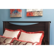 Signature Design by Ashley Zanbury Panel Bed