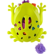 Boon Frog Pod Bath Toy Scoop