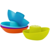 Boon Fleet Stacking Boats 5 Pc. Set