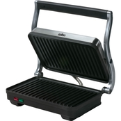 Salton Stainless Steel Panini Grill
