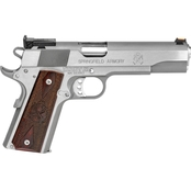 Springfield Range Officer 45 ACP 5 in. Barrel 7 Rds 2-Mags Pistol Stainless Steel