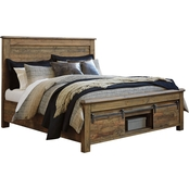 Signature Design by Ashley Sommerford Storage Bed