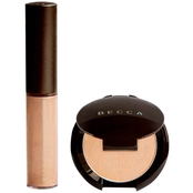 Becca Opal Glow On The Go Shimmering Skin Perfector 2 pc. Set