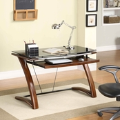 Whalen Alpha 48 in. Writing Desk