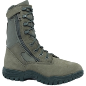 Belleville Hot Weather Side-Zip Steel Toe Tactical Boots