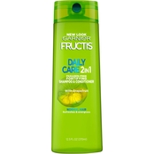 Garnier Fructis Daily Care 2 in 1 Shampoo & Conditioner
