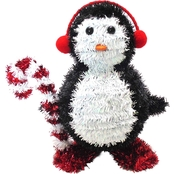 3D Christmas Table Top Penguin