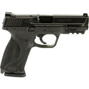 S&W M&P 2.0 9mm 4.25 in. Barrel 17 Rnd 3 Mag Pistol Black